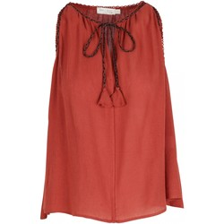 Kleidung Damen Tops / Blusen See U Soon 20111143 Orange