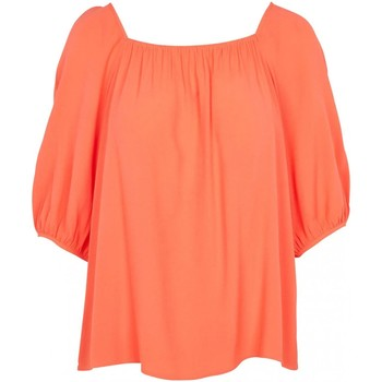Kleidung Damen Tops / Blusen See U Soon 20111195 Orange