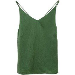 Kleidung Damen Tops / Blusen See U Soon 20112111 Grün