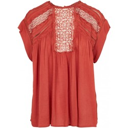 Kleidung Damen Tops / Blusen See U Soon 20112148 Orange