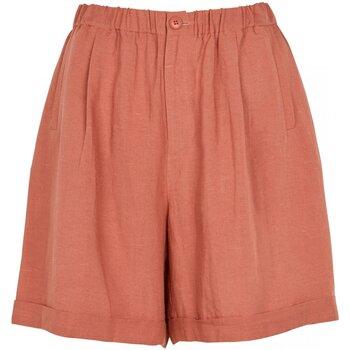 Kleidung Damen Shorts / Bermudas See U Soon 20149126B Orange