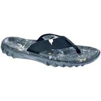 Schuhe Herren Zehensandalen Dude Sava Negro