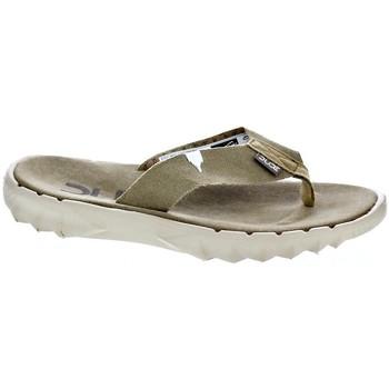 Schuhe Herren Zehensandalen Dude 150011602 Beige
