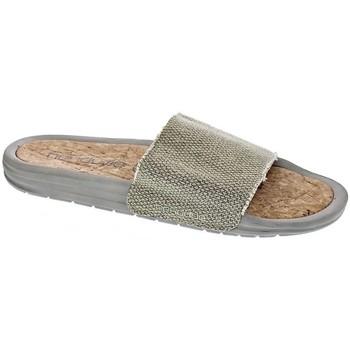 Schuhe Herren Pantoletten Dude Phoenix Beige