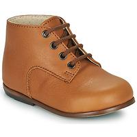 Schuhe Kinder Sneaker High Little Mary MILOTO Braun