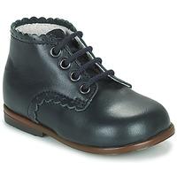 Schuhe Mädchen Sneaker High Little Mary VIVALDI Blau