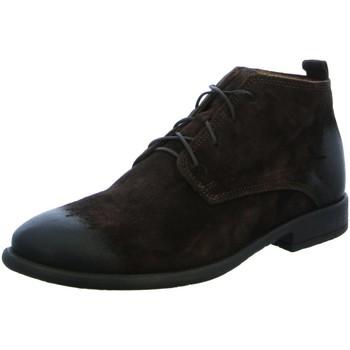 Schuhe Herren Boots Think Civita 000024-3000 braun