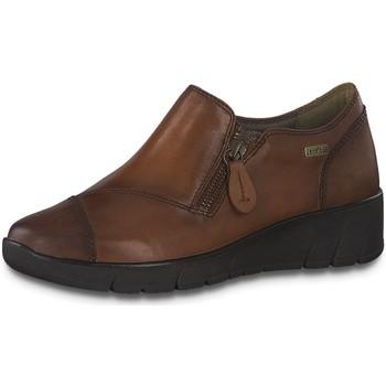 Schuhe Damen Slipper Jana Slipper Da.-Slipper 8-8-24600-25/305 braun