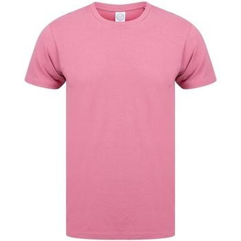 Kleidung Herren T-Shirts Skinni Fit SF121 Rot