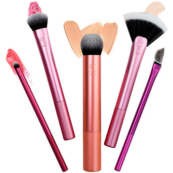Beauty Damen Pinsel Real Techniques Artist Essentials Set 5 Pz 5 u