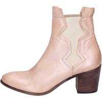 Schuhe Damen Low Boots Moma BK158 pink