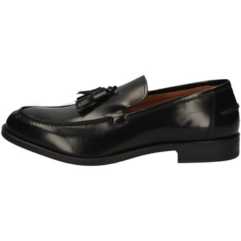 Schuhe Herren Slipper Ben.ter It Shoes 726 SCHWARZ