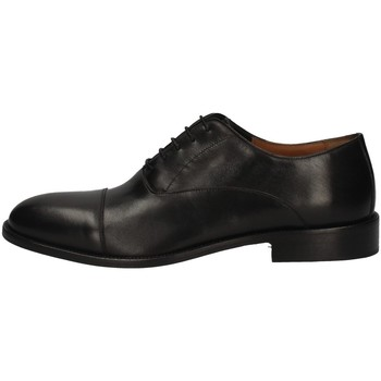 Schuhe Herren Richelieu Ben.ter It Shoes 642 SCHWARZ