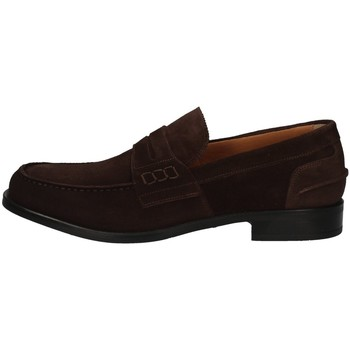 Schuhe Herren Slipper Ben.ter It Shoes 540 BRAUN
