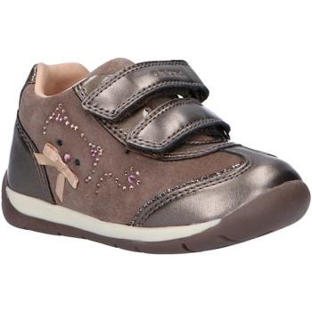 Schuhe Mädchen Multisportschuhe Geox B040AA 022NF B EACH Gris