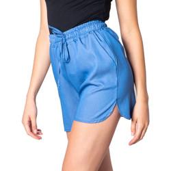 Kleidung Damen Shorts / Bermudas One.0 P3556T134 Blu