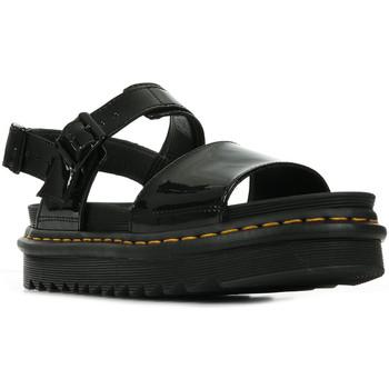 Schuhe Damen Sandalen / Sandaletten Dr Martens Voss Schwarz