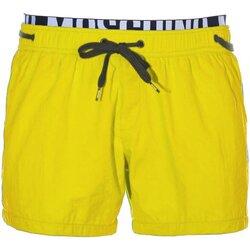 Kleidung Herren Badeanzug /Badeshorts Moschino A6118 Gelb