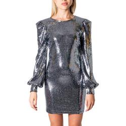 Kleidung Damen Kurze Kleider Aniye By 131260 Argento