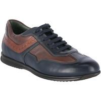Schuhe Herren Sneaker Low Galizio Torresi Schnuerschuhe 315900-V.18739 blau