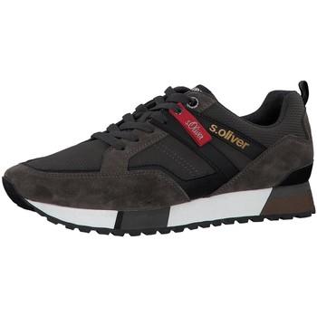 Schuhe Herren Sneaker Low S.Oliver Men Lace-up 5-5-13610-25/227-227 grau