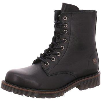 Schuhe Damen Boots Apple Of Eden Stiefeletten Sun 1 Black schwarz