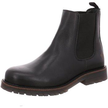 Schuhe Damen Low Boots Apple Of Eden Stiefeletten STELLA 1 schwarz