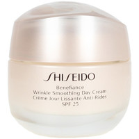 Beauty Damen Anti-Aging & Anti-Falten Produkte Shiseido Benefiance Wrinkle Smoothing Day Cream Spf25  50 ml
