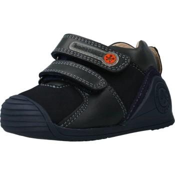Schuhe Jungen Sneaker Low Biomecanics 181145 Blau