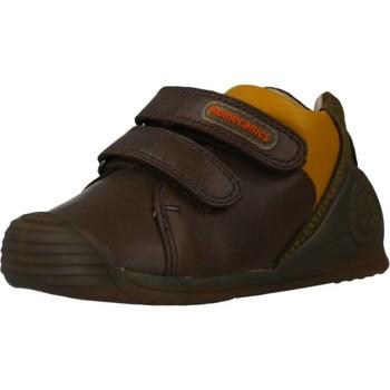Schuhe Jungen Sneaker Low Biomecanics 191155 Brown