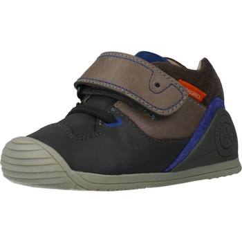 Schuhe Jungen Sneaker Low Biomecanics 191156 Grau