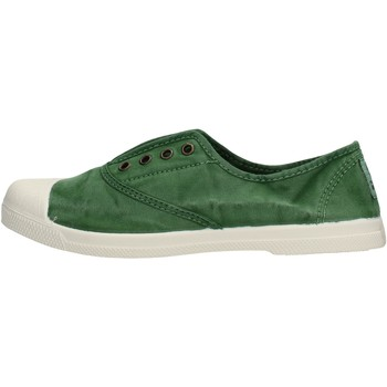 Schuhe Jungen Sneaker Low Natural World - Sneaker verde 102E-639