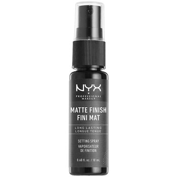 Beauty Haarstyling Nyx Matte Finish Setting Spray Mini  18 ml
