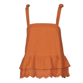 Kleidung Damen Tops / Blusen Betty London OULINE Braun