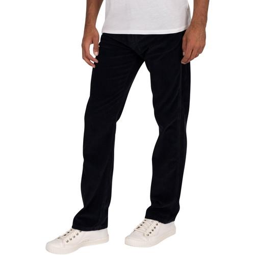 Lois Neue Dallas Jumbo Cord Jeans blau - Kleidung Straight Leg Jeans Herren 6188 2W5Hp