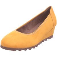 Schuhe Damen Pumps Jana Damen Pumps SAFFRON