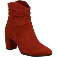 Schuhe Damen Low Boots Marco Tozzi Stiefeletten Da.-Stiefel 2-2-85302-25/512 512 rot