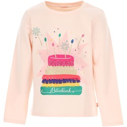 Kleidung Mädchen Langarmshirts Billieblush / Billybandit U15796 HELL-PINK