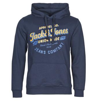 Kleidung Herren Sweatshirts Jack & Jones JJEJEANS Marine
