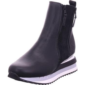 Schuhe Damen Low Boots Café Noir - FDN134 schwarz