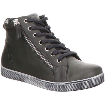 Schuhe Damen Sneaker High Andrea Conti Stiefeletten 0340016-261 grau