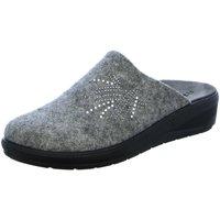 Schuhe Damen Hausschuhe Rohde 6162 6162 grau
