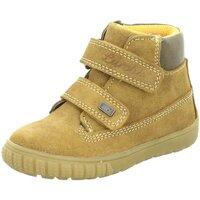 Schuhe Jungen Boots Lurchi Klettstiefel JULIANO-TEX 33-14691-27 braun