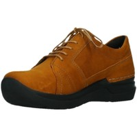 Schuhe Damen Derby-Schuhe Wolky Schnuerschuhe FELTWELL ANTIQUE NUBUCK 0660912-925 orange