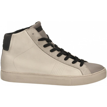 Schuhe Herren Sneaker High Crime London  10-white