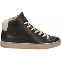 Schuhe Herren Sneaker High Crime London  20-black