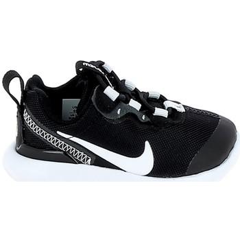 Schuhe Kinder Sneaker Low Nike Element 55 BB Noir Blanc CK4083001 Schwarz
