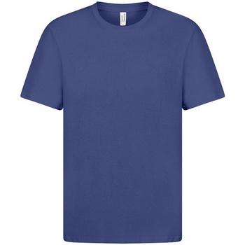 Kleidung Herren T-Shirts Casual Classics  Königsblau