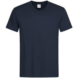 Kleidung Herren T-Shirts Stedman  Nachtblau