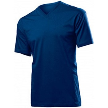 Kleidung Herren T-Shirts Stedman  Marineblau